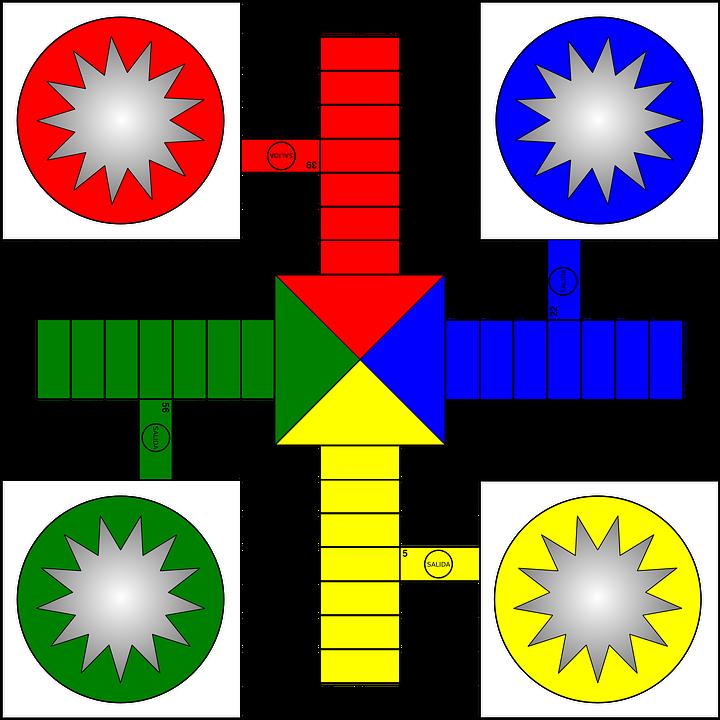 Ludo Bordo Juego Graficos Vectoriales Gratis En Pixabay