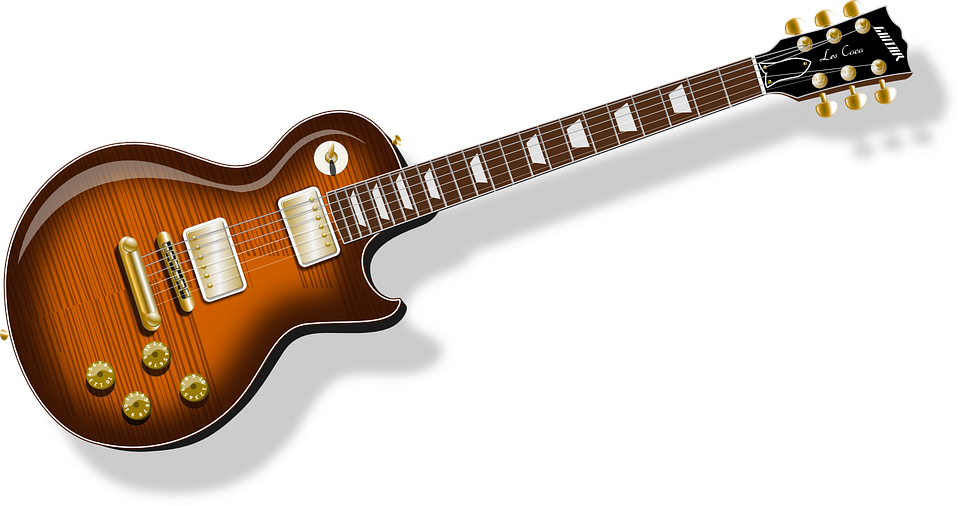 What Are Electrical Instruments : Electric guitar instrument · free vector graphic on pixabay