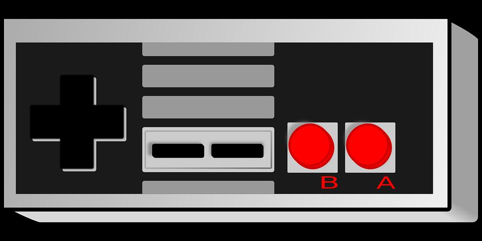video spiele controller nintendo kontrolle alte