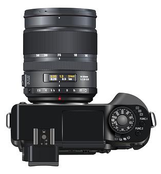デジタルカメラ, カメラ, レンズ, デジタル一眼レフ, Slr, テクノロジー
