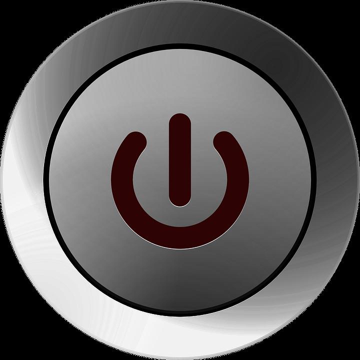 Poder Botão Liga Desliga - Gráfico vetorial grátis no Pixabay