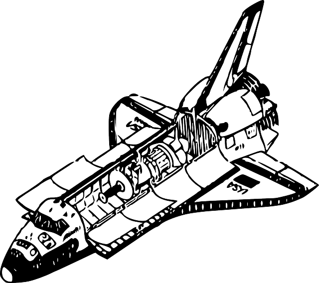 Shuttle Ship Diagram