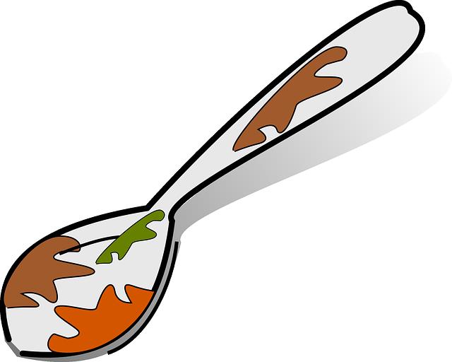 Sendok Memasak Dapur Gambar Vektor Gratis Di Pixabay