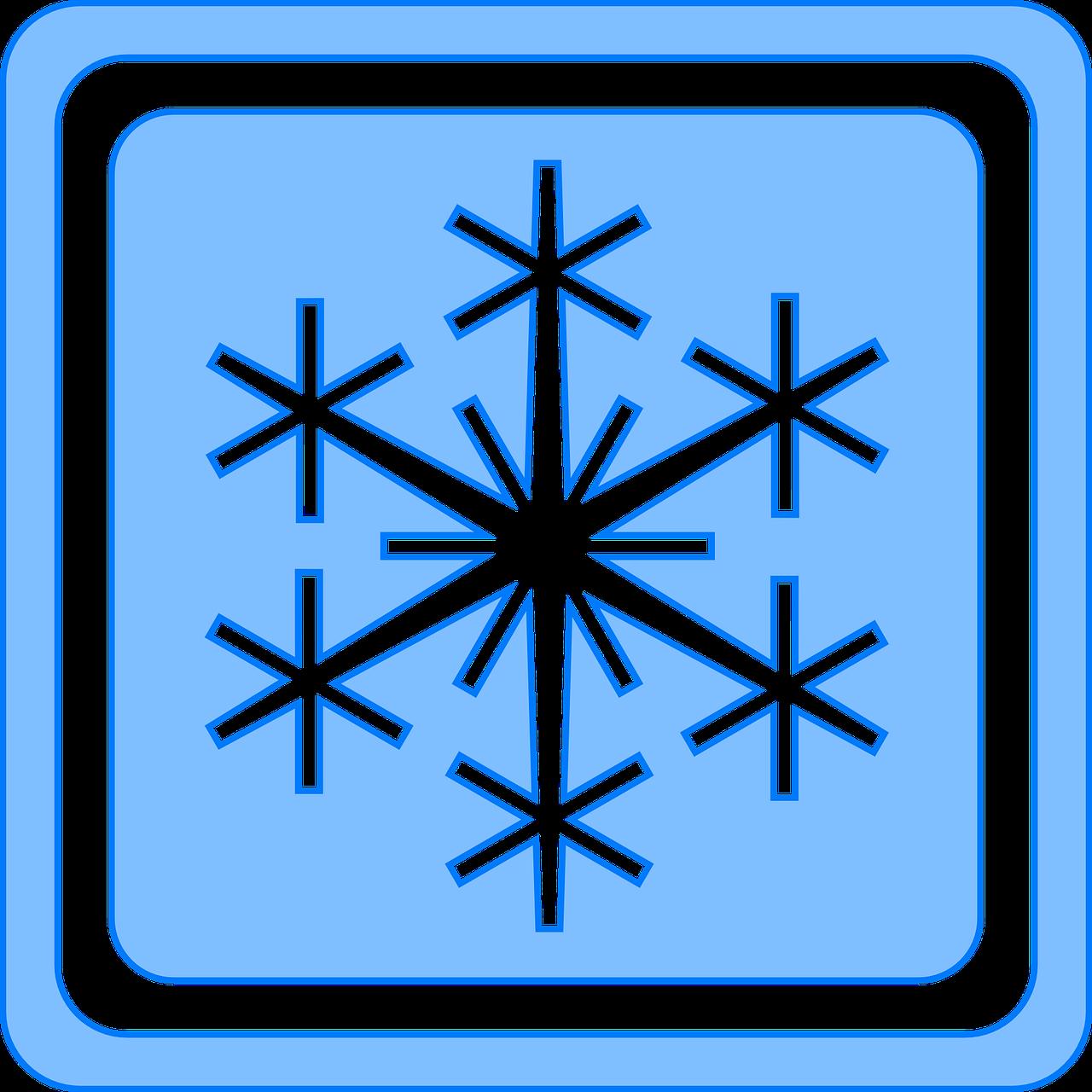 Открытка, символы зимы в картинках