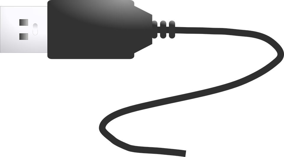 Usb Connector Plug · Free vector graphic on Pixabay