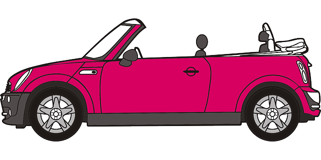 Car Pink Vehicle · Free vector graphic on Pixabay