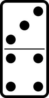 Domino, Dominoes, Game, Tile, Bone, Set