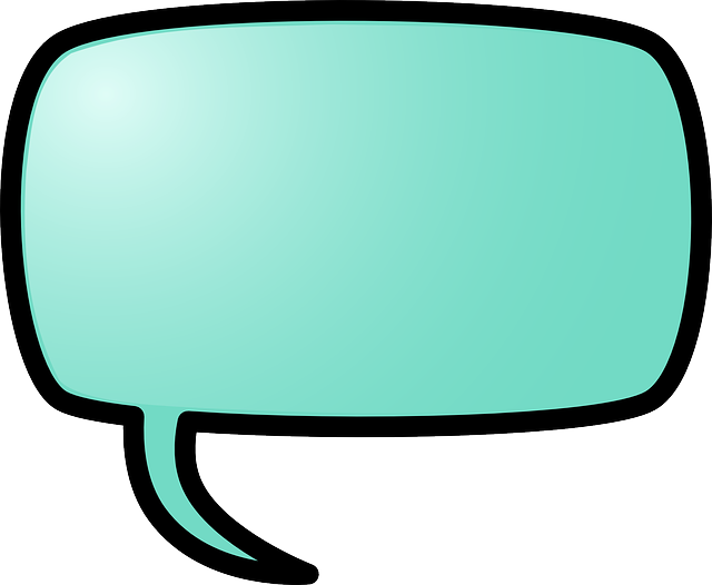 Speech Balloon Text · Free vector graphic on Pixabay