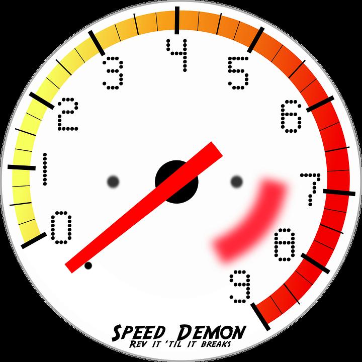 Free Vector Graphic Tachometer Speedometer Rpm Free