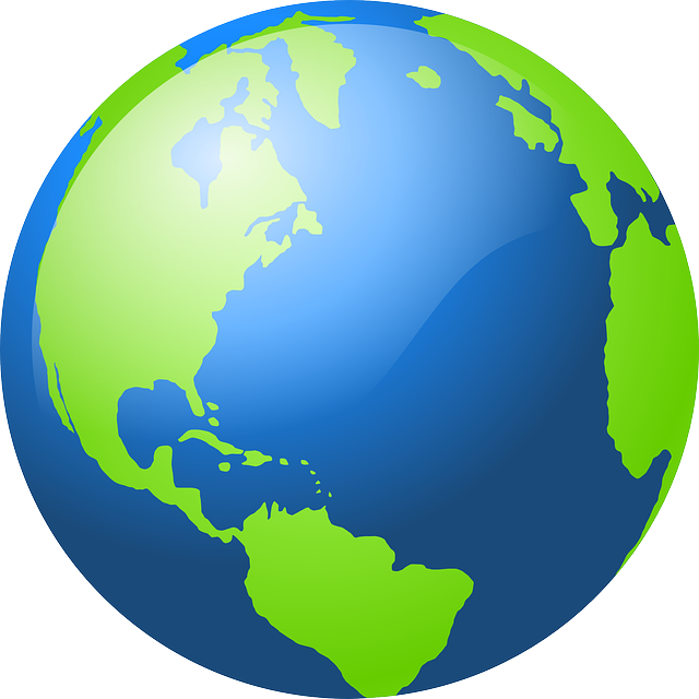 Globe earth world free vector graphic on pixabay gumiabroncs Gallery