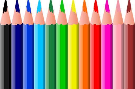 colored pencils images pixabay download free pictures