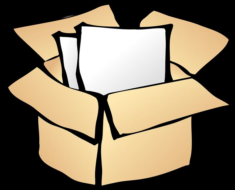 kostenlose vektorgrafik box paket karton geschenk kostenloses bild auf pixabay 34636. Black Bedroom Furniture Sets. Home Design Ideas