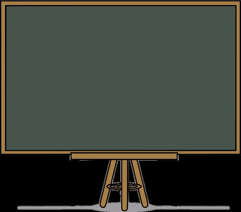 Blackboard Innovative Classroom : Chalkboard blackboard whiteboard · free vector graphic on