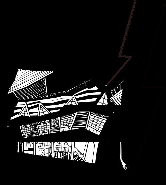 41+ Gambar Kartun Rumah Panggung Gratis