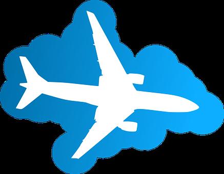 500 Free Plane Airplane Vectors Pixabay