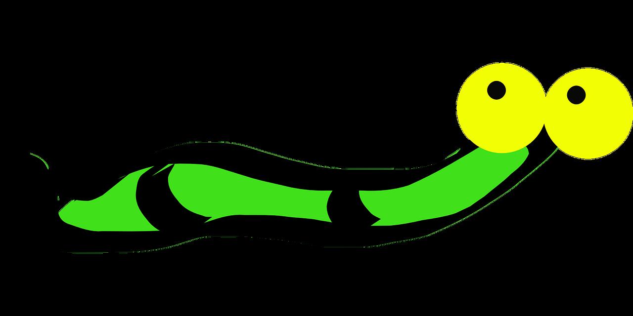 Cacing Serangga Lucu Gambar Vektor Gratis Di Pixabay