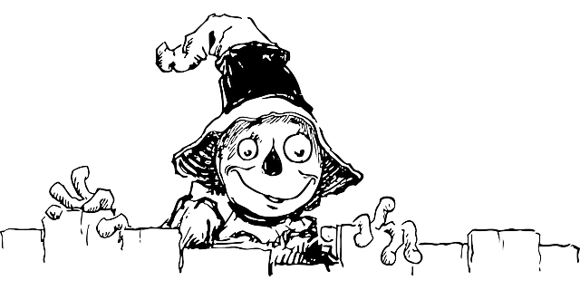 Scarecrow Scare Harvest · Free vector graphic on Pixabay