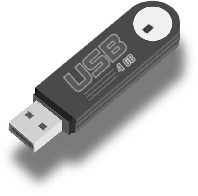free vector graphic usb memory stick flash drive