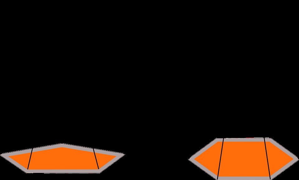 Pirámides Formas Objetos · Gráficos Vectoriales Gratis