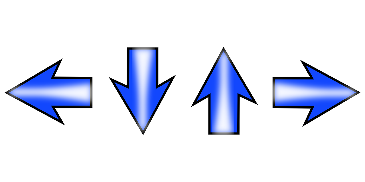 Картинки влево и вправо