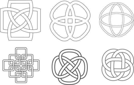 graphic about Printable Celtic Knot Patterns named 500+ Cost-free Celtic Practice Illustrations or photos - Pixabay