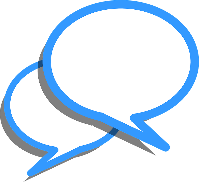 Free vector graphic: Speech, Bubble, Shape, Text, Chat ...