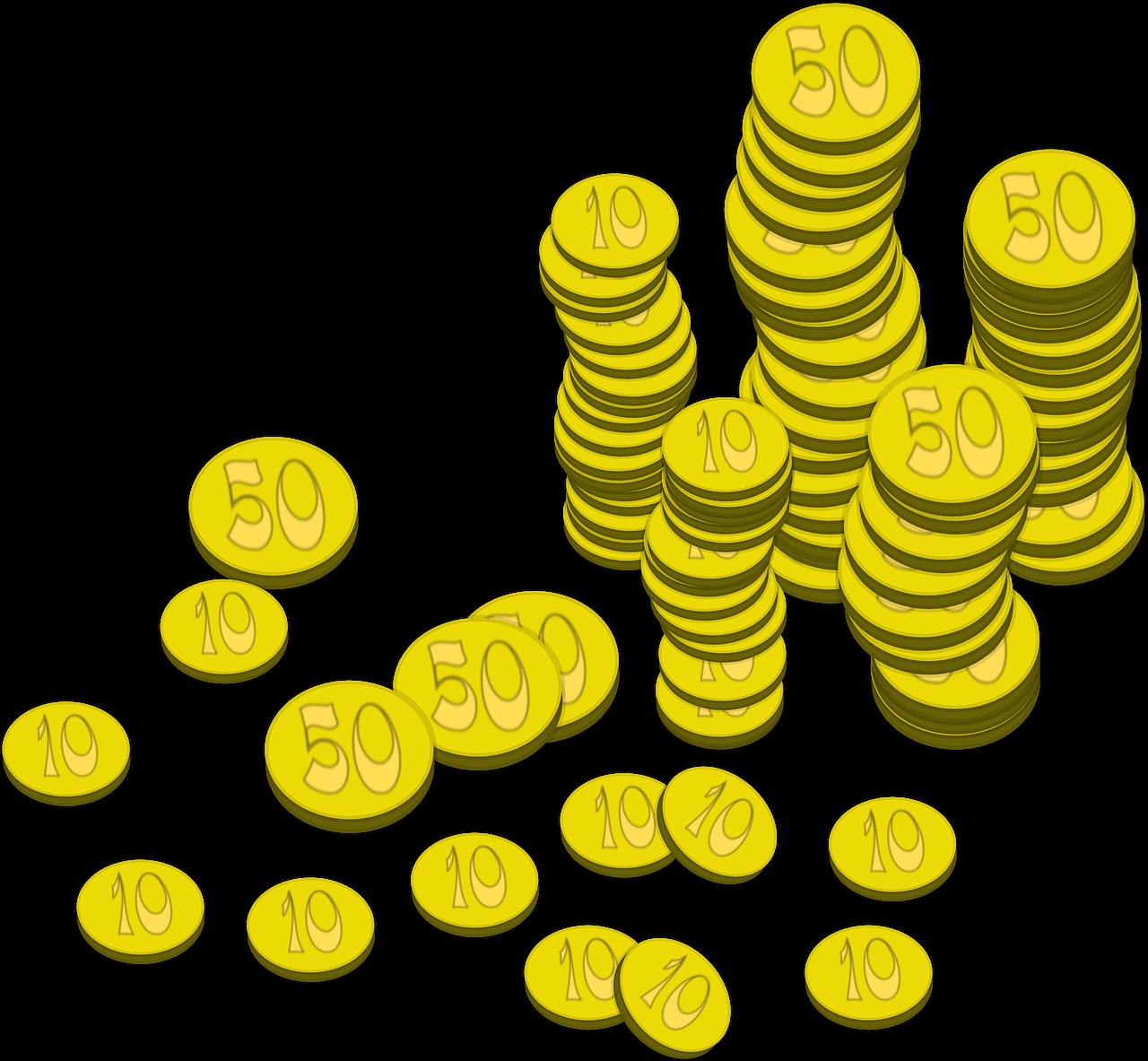 Монеты картинки анимации