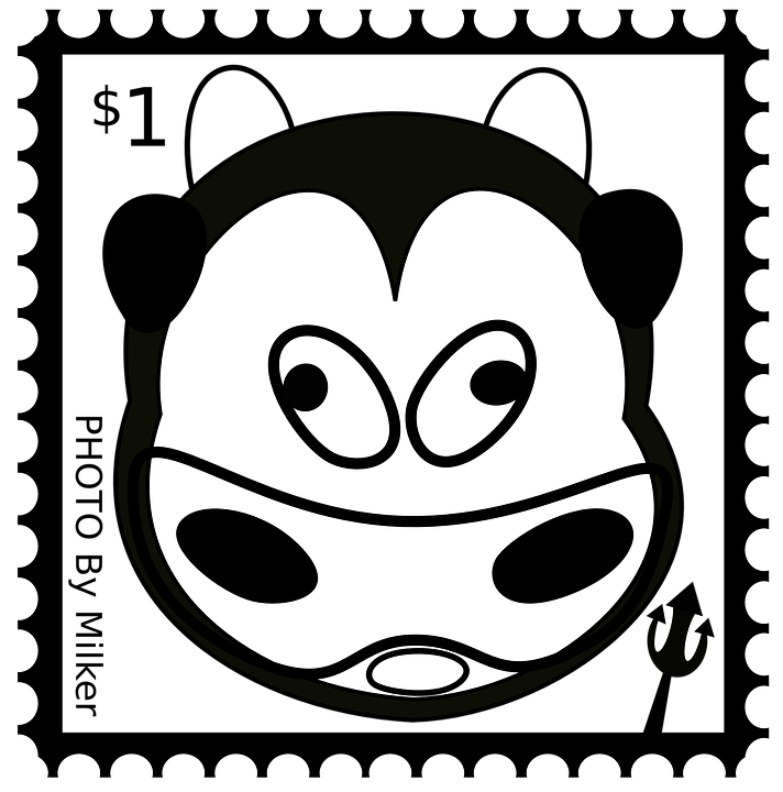 Stamp Postage Face - Free vector graphic on Pixabay