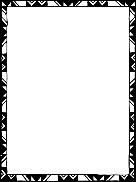 Chalk Transparent Border: Frames Blank White · Free Vector Graphic On Pixabay