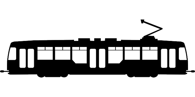 Streetcar Tram Cable Car Free Vector Graphic On Pixabay