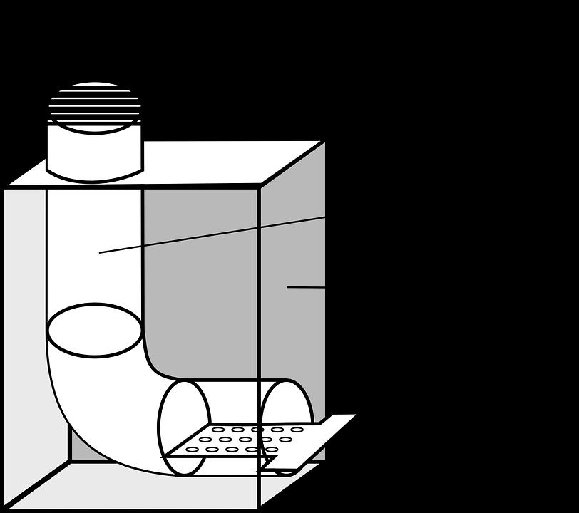 Image vectorielle gratuite rocket stove po le imprim for Plan directeur gratuit