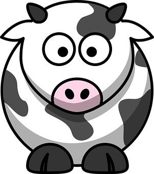 Cow, Milk, Farming, Animal, Eyes, Farm