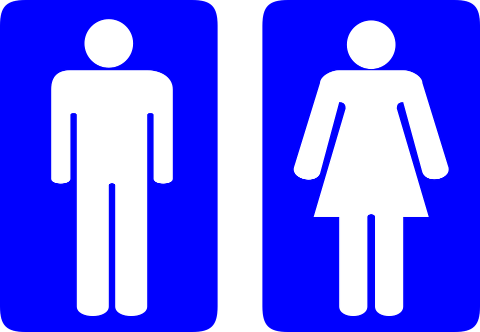 Symbol Sign Male Female Man Woman