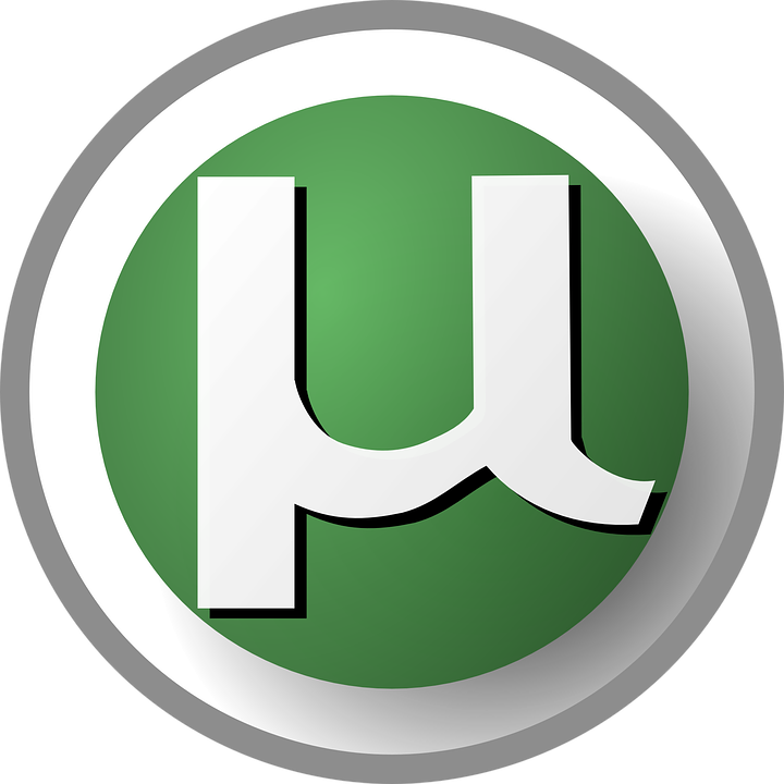torrent logo utorrent free vector graphic on pixabay rh pixabay com vector torrent site Vector Art Torrents