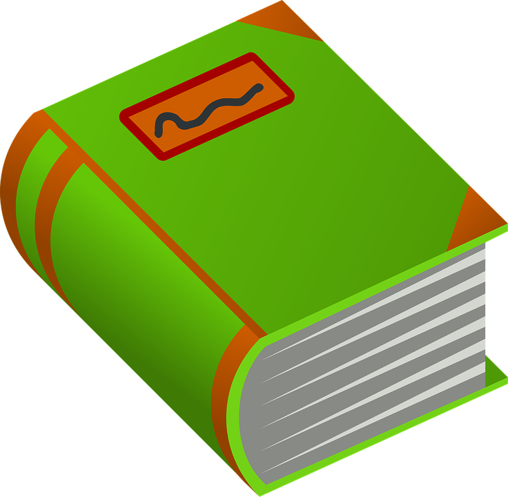 book green thick free vector graphic on pixabay