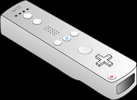 Controller, Remote, Control, Nintendo