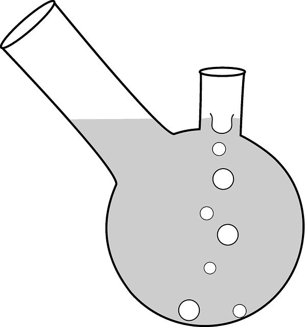 conical flask laboratory  u00b7 free vector graphic on pixabay