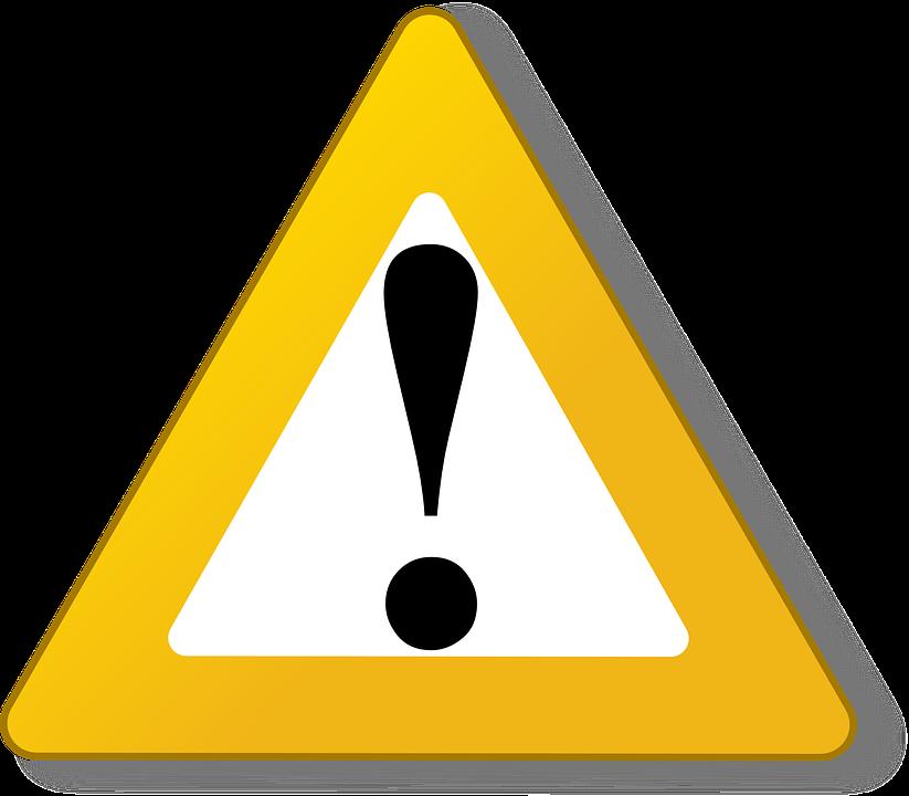 Image vectorielle gratuite inscrivez vous triangle image gratuite sur pix - Mise en demeure restitution caution ...