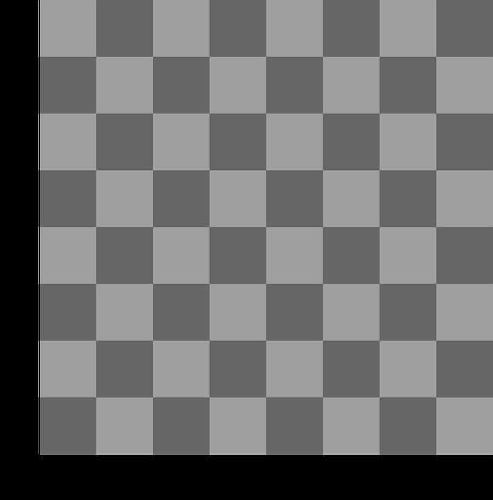 Gratis Vektorgrafikk Sjakk Brett Spill Kvadrerte