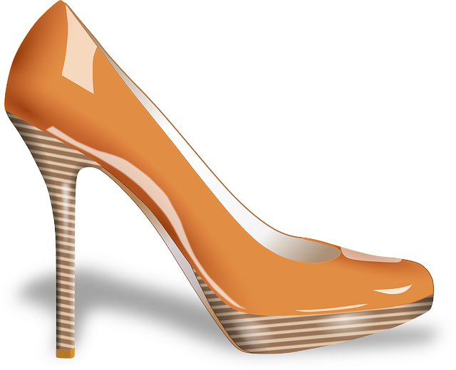 Free Vector Graphic High Heels Shoe Woman Ladies Free Image On Pixabay 36374