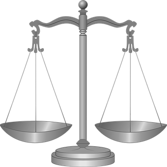 Scales Balance Symbol Justice Court Legal