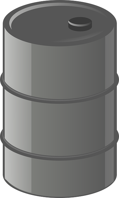 free vector graphic barrel container oil metal drum