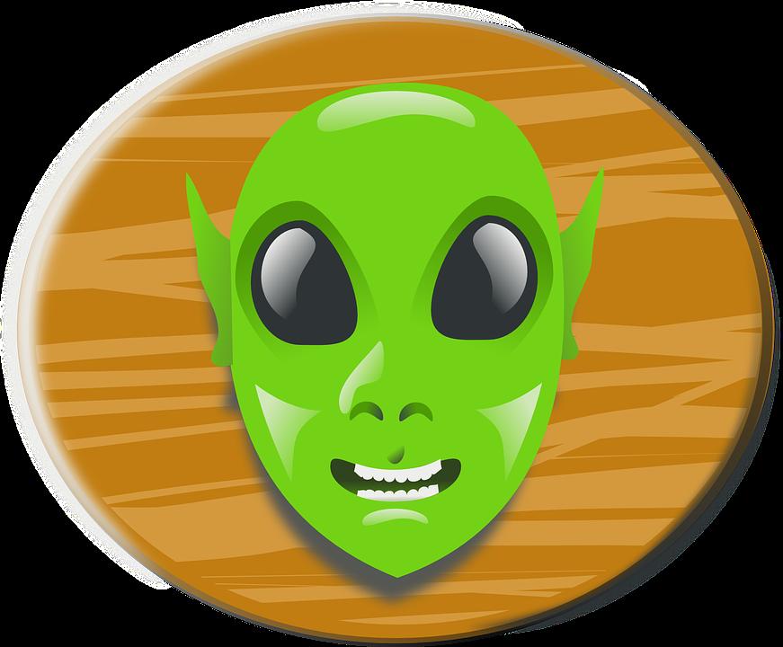 Dessin Animé Extraterrestre 2