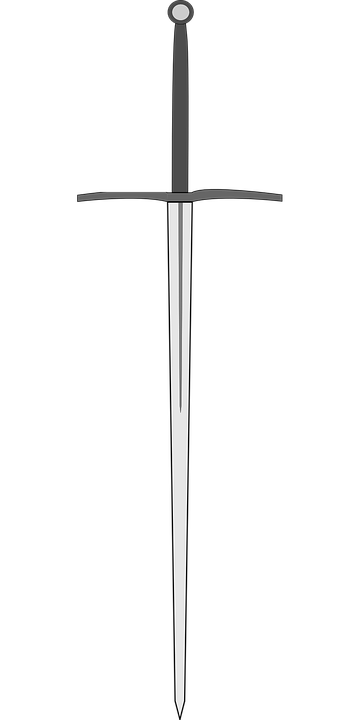 Sword Blade Weapon 183 Free Vector Graphic On Pixabay