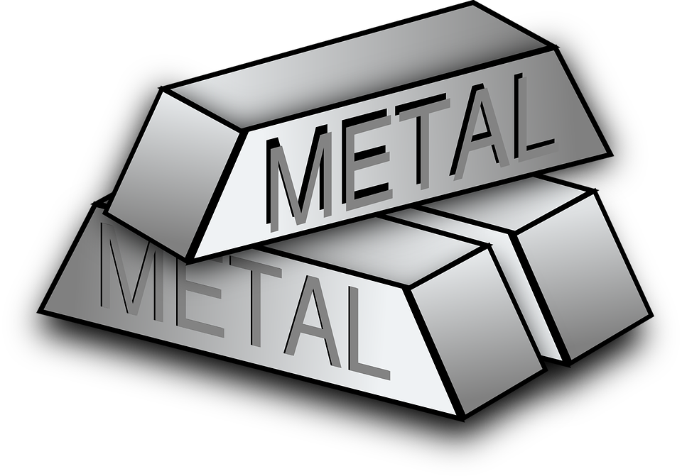 Metal Blocks Steel · Free vector graphic on Pixabay