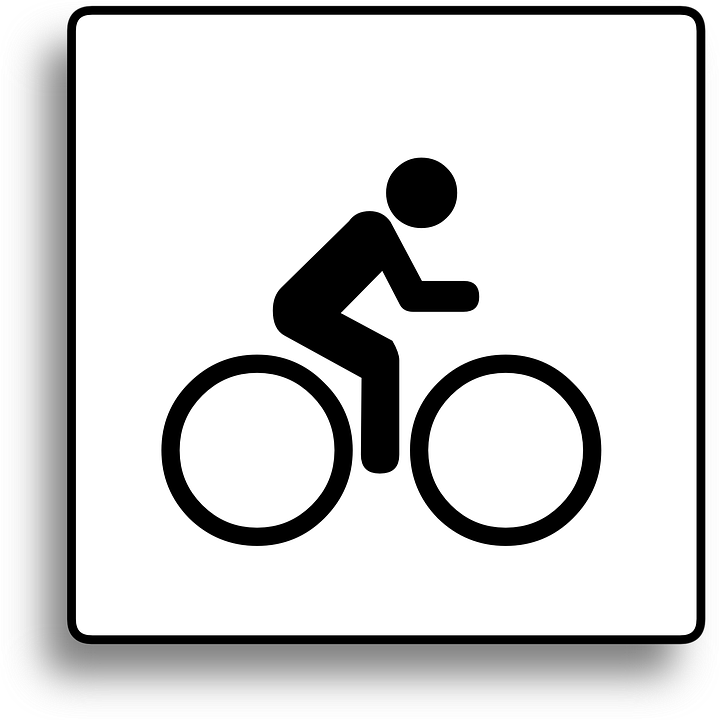 Cyclists Vector Graphics Pixabay Download Free Images