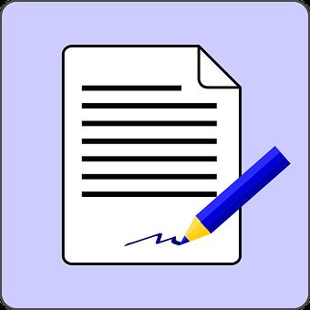 Firma, Oficial, Autorizar, Signo