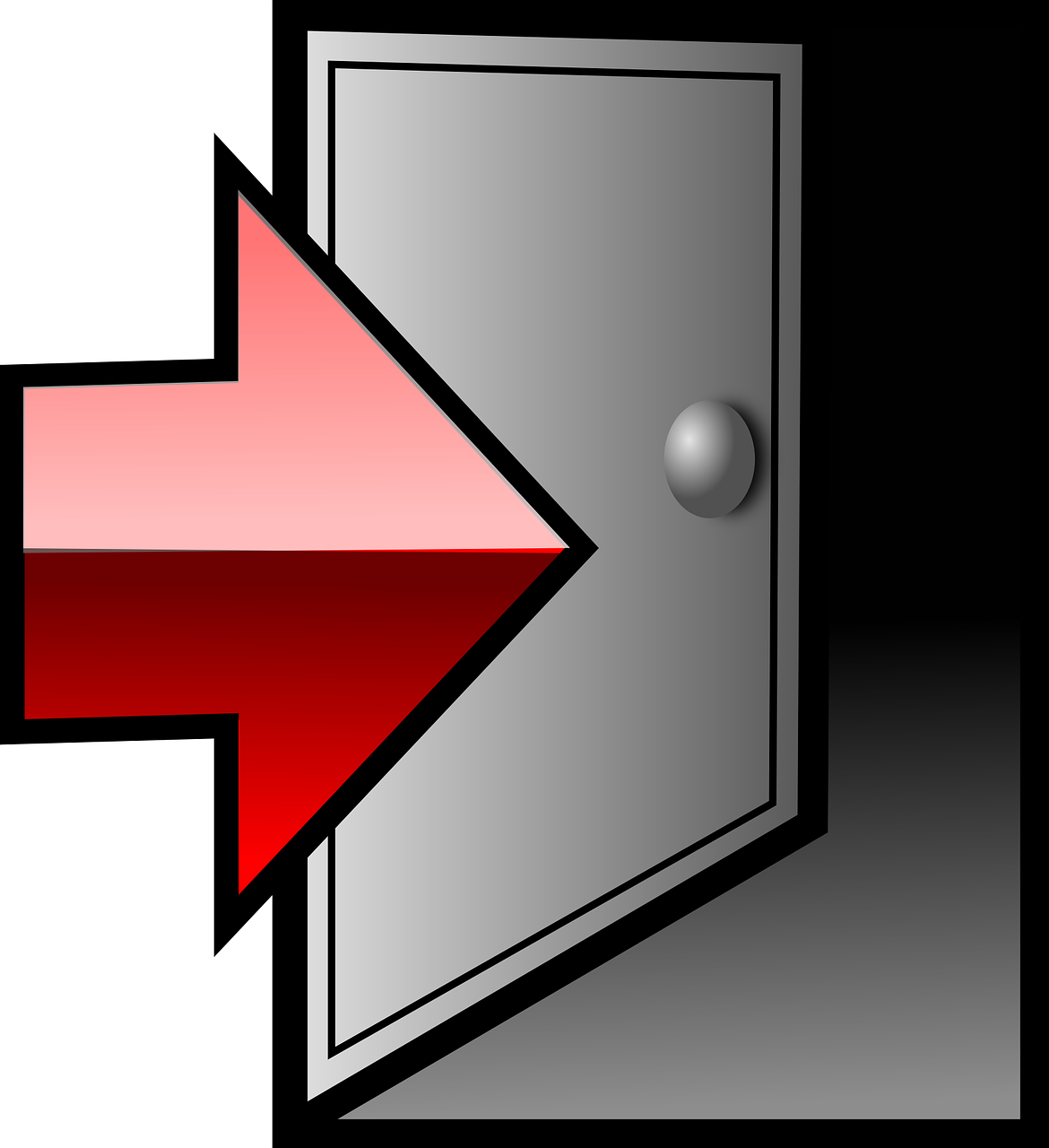 button exit log free vector graphic on pixabay https creativecommons org licenses publicdomain