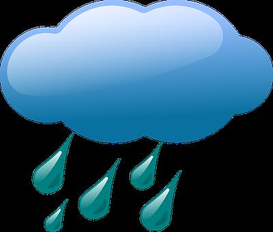 Nube, Clima, La Lluvia, Lluvias
