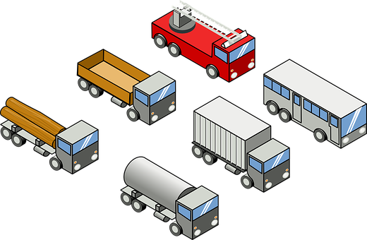 сухопътен транспорт